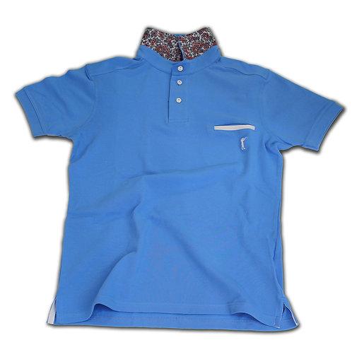 New Polo Bleu Ciel