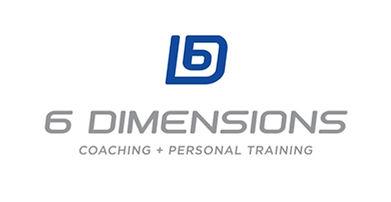 6 Dimensions Logo