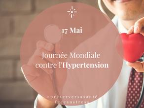 Journée Mondiale de l'Hypertension