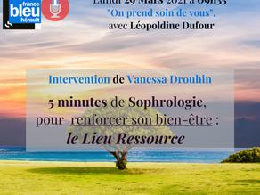 5 minutes pour retrouver un peu de calme intérieur : Le Lieu Ressource