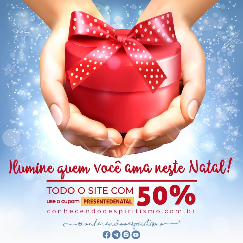 Promoção de Natal!