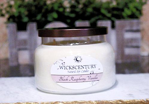 Black Raspberry Vanilla-16 oz Platform Soy Candles