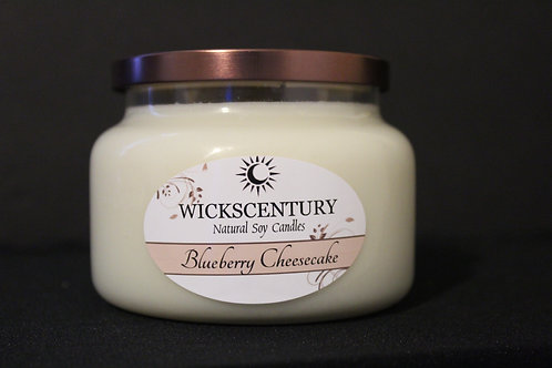 Blueberry Cheesecake-16 oz Platform Soy Candles