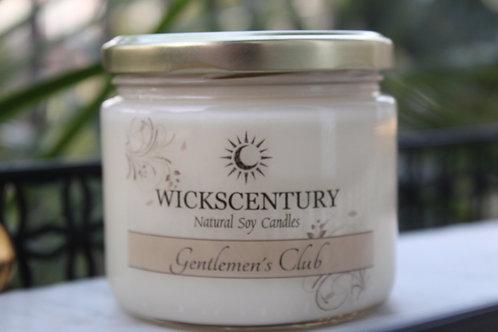 Gentlemen's Club-12 oz Classic Soy Candles