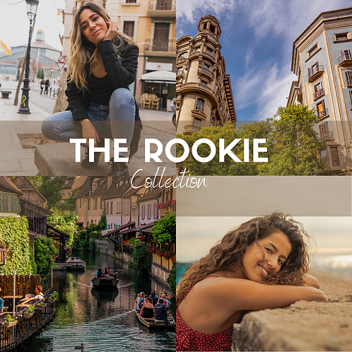 The Rookie Collection - Desktop