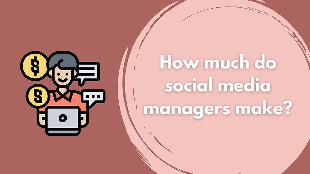 How much does a social media manager make