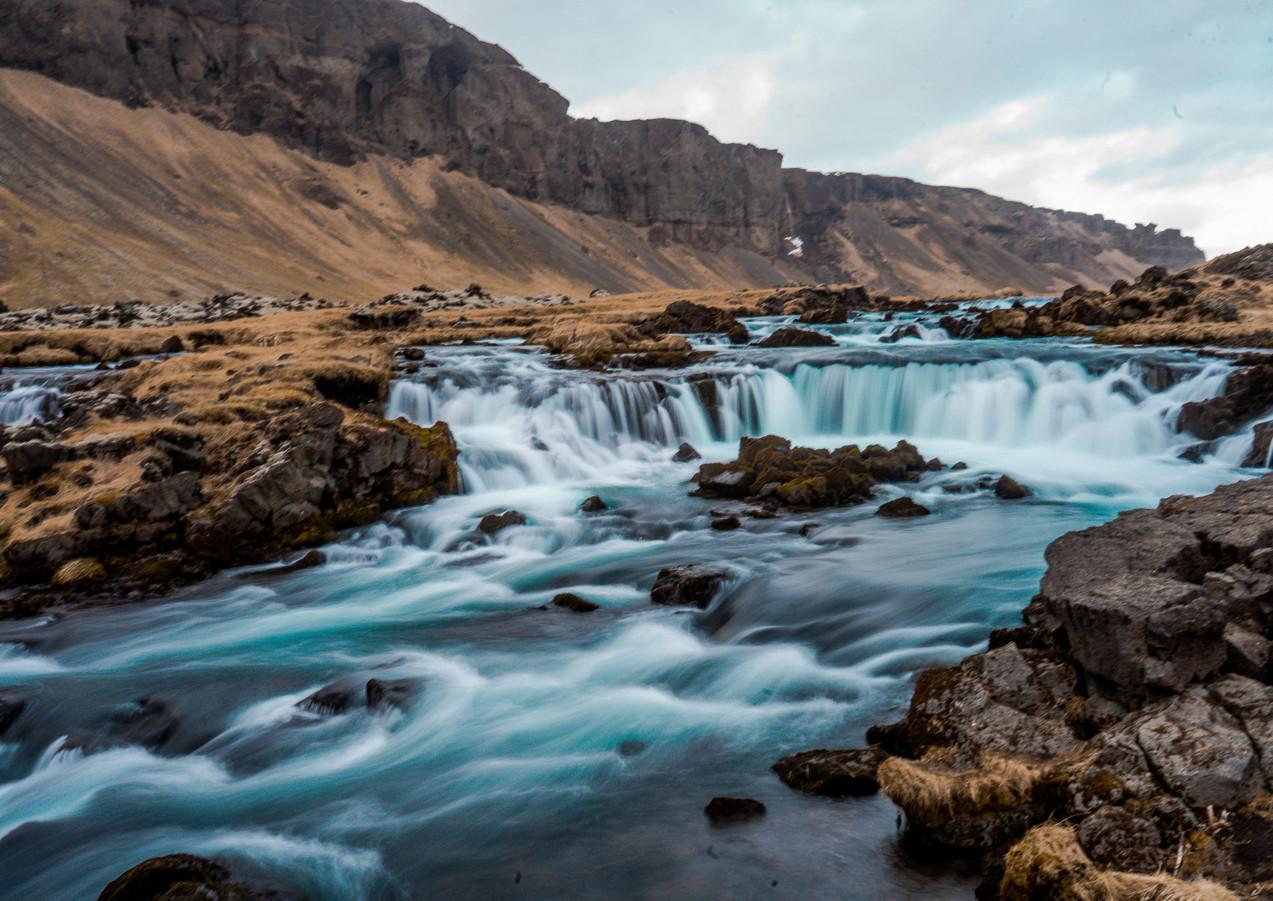 Chasing waterfalls - Iceland