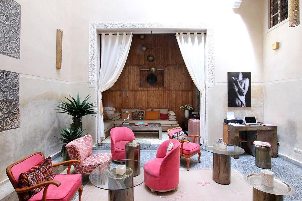 Riad Anata Hotel in Fez, Morocco