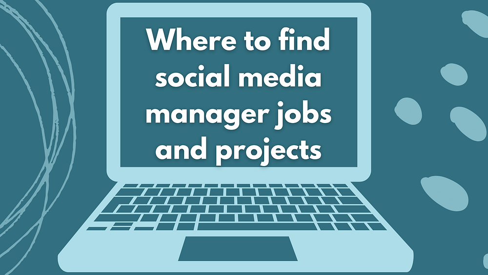 The best platforms to find social media manager roles