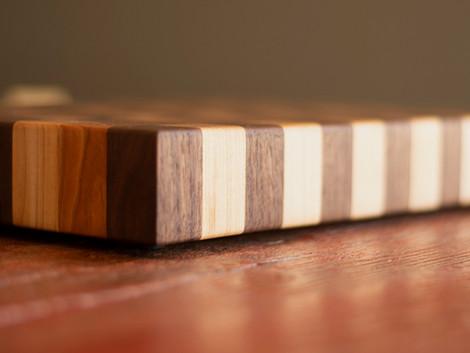 Fuse End Cut Cutting Board