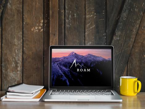 ROAM Home page