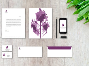 Wild Roots Stationery