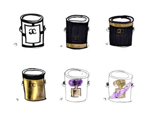 COCO - Paint Can - Sketches