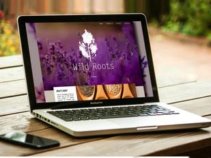 Wild Roots Website