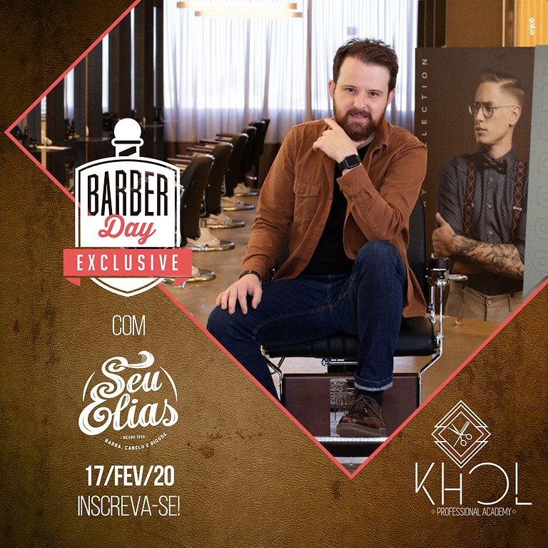 Barber Day Exclusive