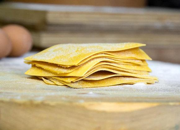 Sfoglia fresca per lasagne/cannelloni