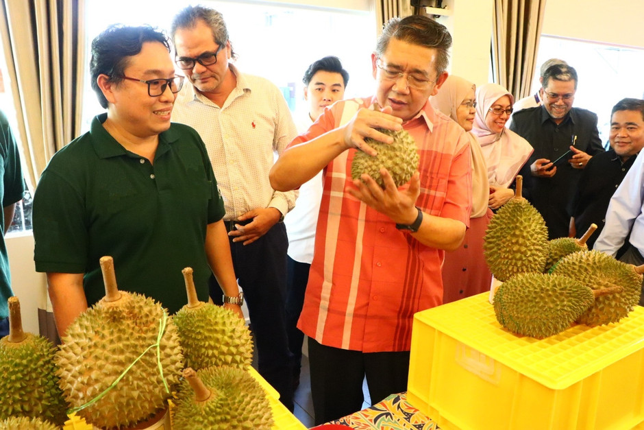 M'sia to start exporting Musang King to China in August