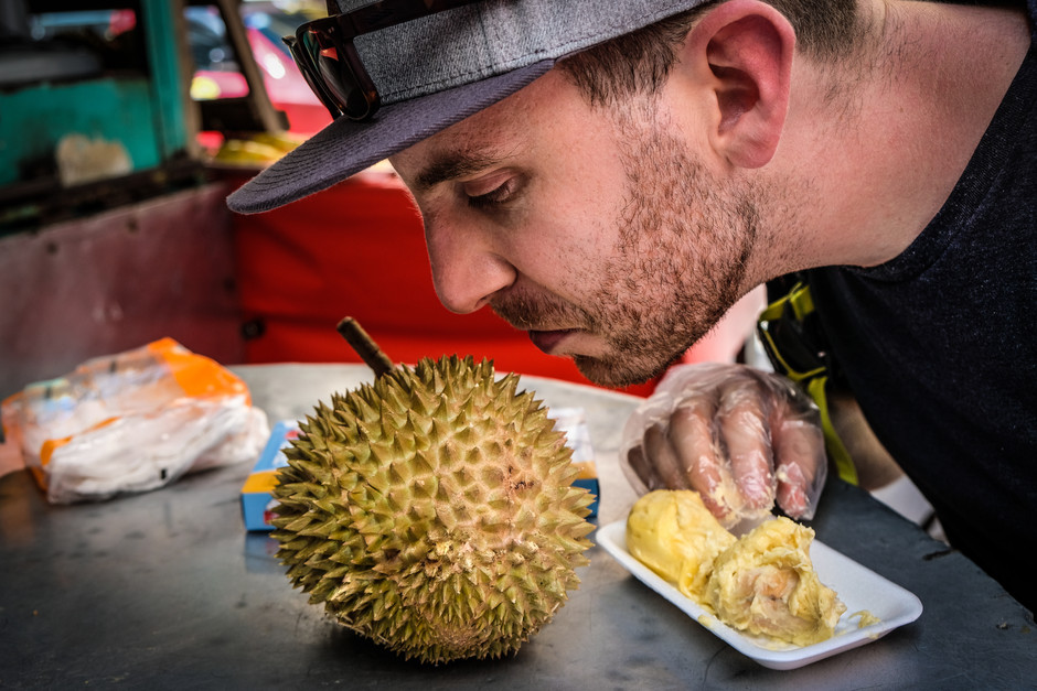 What's that smell? Secrets of famously pungent durian fruit revealed