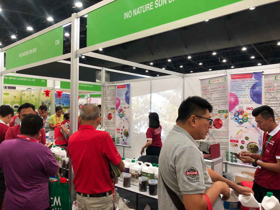 Eco Starland Group Executive Leader Visited the Agri Malaysia 2019 易盛集团高层亲赴马来西亚国际农业展进行考察