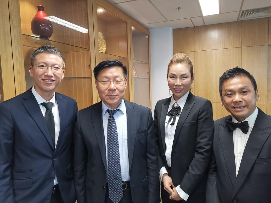 Eco Starland and CAIQIT Signs Memorandum of Cooperation 易盛与中检智签署合作备忘录 打通中国市场任督二脉