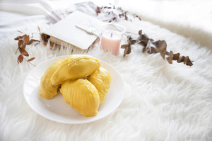 【水果之王】榴槤含豐富維生素C膳食纖維 大馬研究:榴槤提升性功能減低不孕率