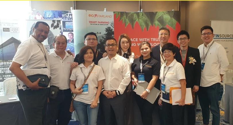 Eco Starland Heading to Alibaba to Promote Durian Industry 易盛前进阿里巴巴 推广猫山王榴梿种植