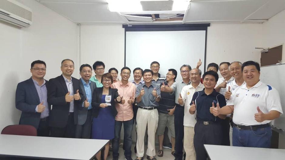 Eco Starland Open New Stops Around Malaysia Business Opportunities Set Up Everywhere易盛全马设立新据点说明会遍地开花