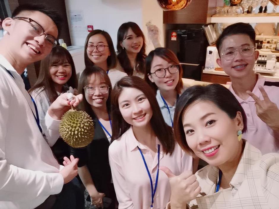 Eco Starland Celebrates with BukuGanda 易盛欢庆丰收季 邀好友品猫山王