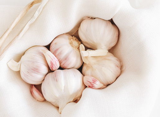 Garlic, The Ancient Healer