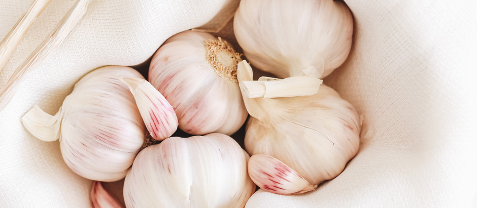 Garlic, Ghee & Olive Oil: The Ancient Powerhouses (A recipe for Soup)