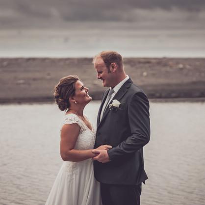 The Bungalow - Lizzie & Calem's Taranaki Wedding