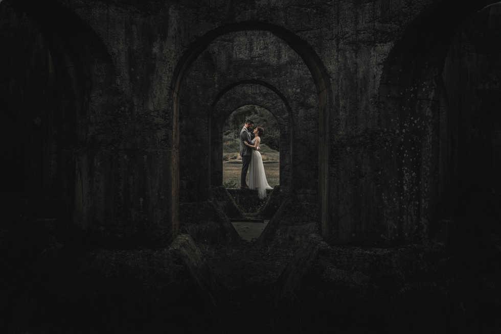 Wedding Photography -  Julia Moore-Pilbrow Photographer - Auckland - Bay of Plenty The Falls Retreat