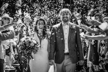 Waiongana Gardens and Bowl of Brooklands wedding venues