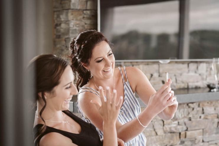 Waikato Wedding photography - The Red Barn
