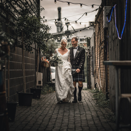 How long do I need to allow for wedding day photos?