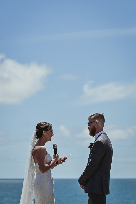 Cassie and Stuart's Taranaki Wedding  (6