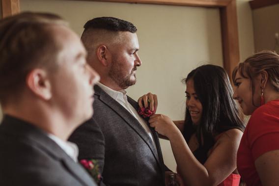 Cassie and Stuart's Taranaki Wedding  (4