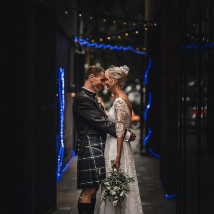 Gypsy Caravan Ponsonby - Carron & Dion's Auckland Wedding