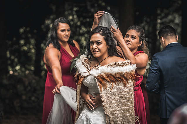 Julia Moore-Pilbrow Wedding Photography New Plymouth - Taranaki - Wedding Photographer