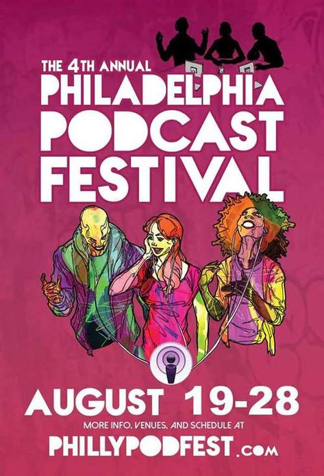 Episode 50: Live From Philadelphia Podcast Fest