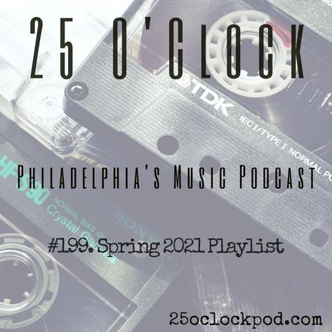 199. Spring 2021 Playlist