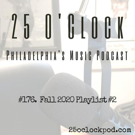 176. Fall 2020 Playlist #2