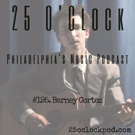 195. Barney Cortez