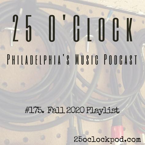 175. Fall 2020 Playlist