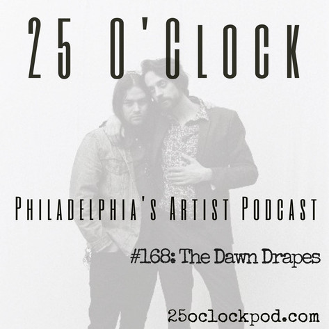 168. The Dawn Drapes