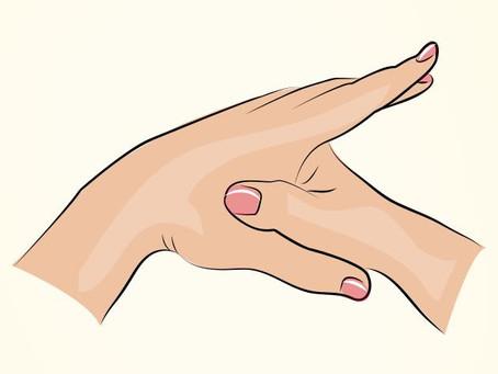 DIGITOPRESSÃO: 5 pontos que aliviam dores.