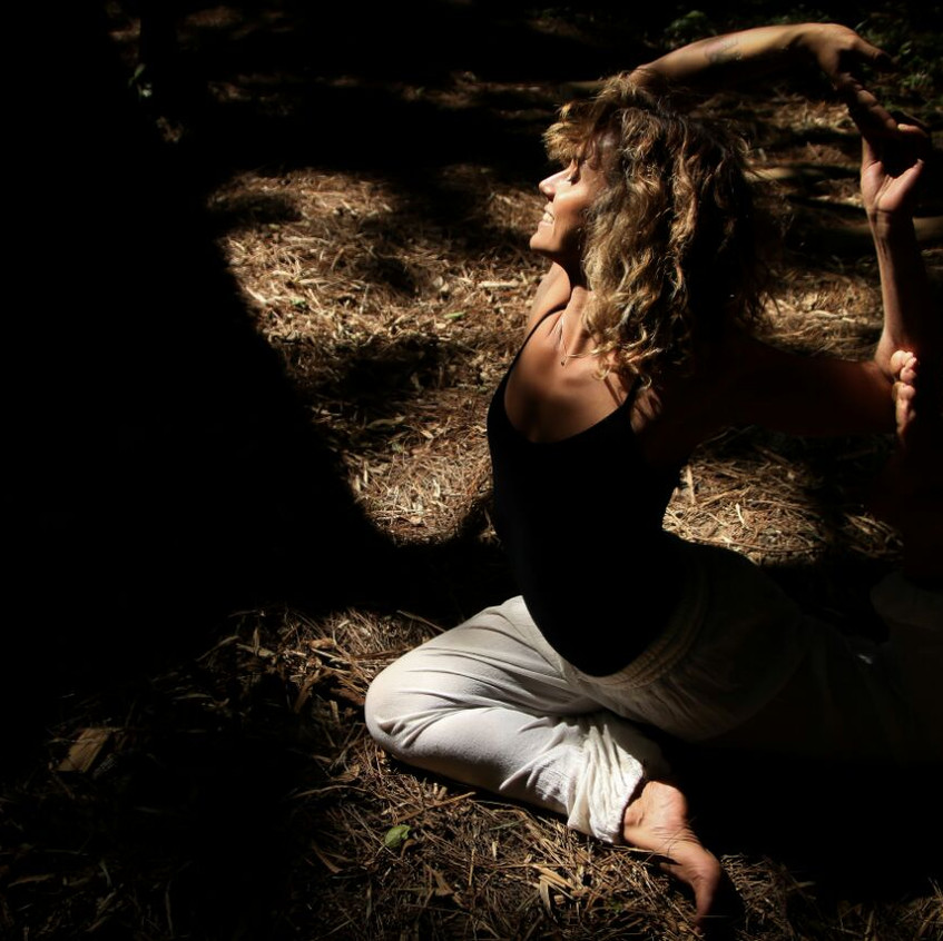 Patrícia Dias - Yoga Florianópolis