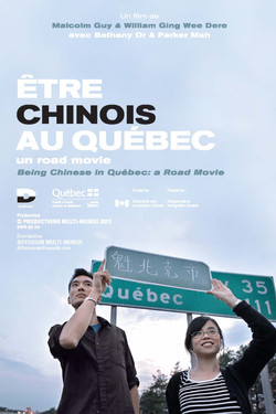 Being Chinese in Quebec:A Road Movie