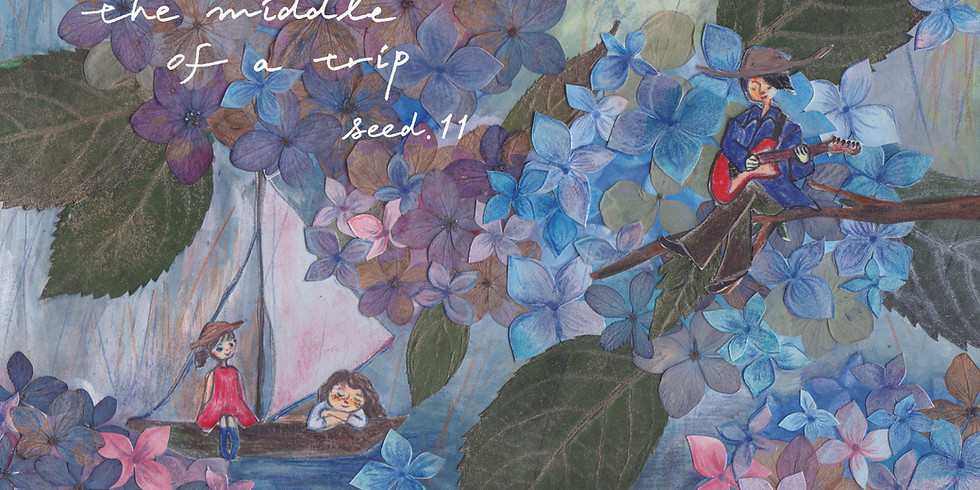 nasu asaco presents [The middle of a trip seed.11]