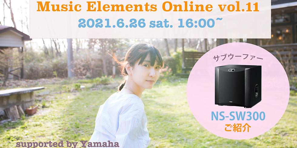 Music Elements Online vol.11